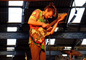 Space is the Place: Naked Wolf trio + Jasper Stadhouders solo + Etceteral